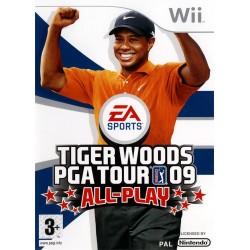 WII TIGER WOODS PGA TOUR 09 - Jeux Wii au prix de 9,95€