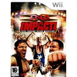 WII TNA IMPACT! - Jeux Wii au prix de 6,95€