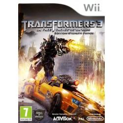 WII TRANSFORMERS 3 : LA FACE CACHEE DE LA LUNE - Jeux Wii au prix de 6,95€