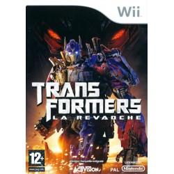 WII TRANSFORMERS : LA REVANCHE - Jeux Wii au prix de 6,95€
