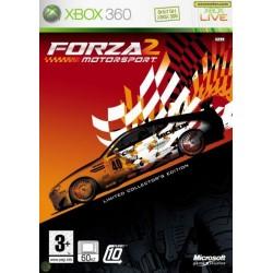 X360 FORZA MOTORSPORT 2 - Jeux Xbox 360 au prix de 4,95€