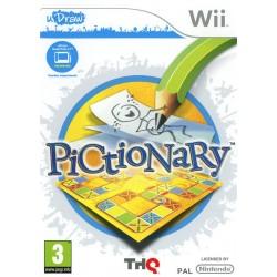 WII UDRAW PICTIONNARY - Jeux Wii au prix de 6,95€
