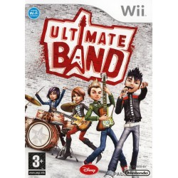 WII ULTIMATE BAND - Jeux Wii au prix de 5,95€
