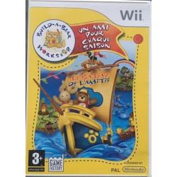 WII UN AMI POUR CHAQUE SAISON : LE BATEAU DE L AMITIE - Jeux Wii au prix de 4,95€