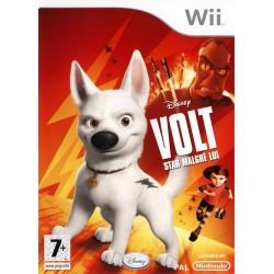 WII VOLT : STAR MALGRE LUI - Jeux Wii au prix de 6,95€
