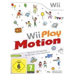 WII WII PLAY MOTION - Jeux Wii au prix de 6,95€