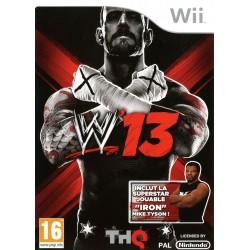 WII WWE 13 - Jeux Wii au prix de 12,95€