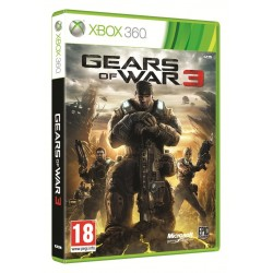 X360 GEARS OF WAR 3 BUNDLE COPY - Jeux Xbox 360 au prix de 4,95 €