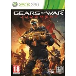 X360 GEARS OF WAR JUDGMENT - Jeux Xbox 360 au prix de 6,95€