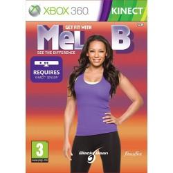 X360 KINECT GET FIT WITH MEL B - Jeux Xbox 360 au prix de 7,95€