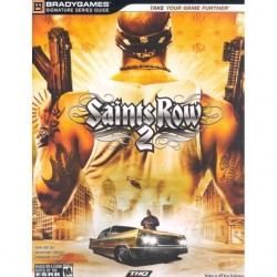 GUIDE SAINTS ROW 2 - Guides de Jeux au prix de 4,95 €