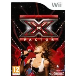 WII X FACTOR - Jeux Wii au prix de 4,95€