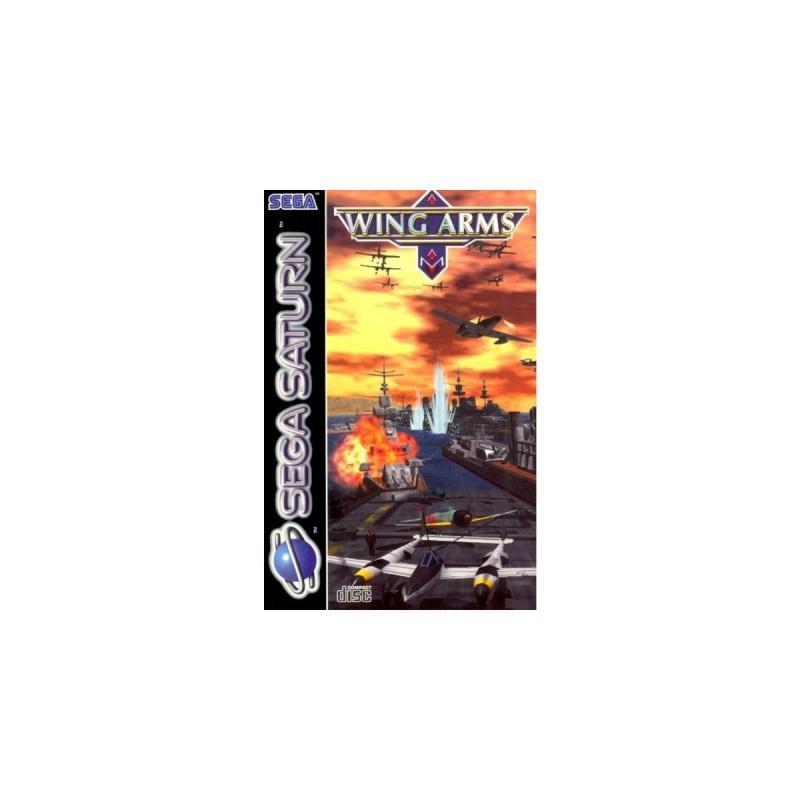 SAT WING ARMS - Jeux Saturn au prix de 19,95€
