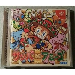 DC SAMBA DE AMIGO (IMPORT JAP) - Jeux Dreamcast au prix de 14,95€