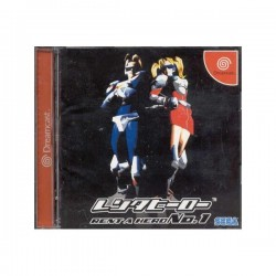 DC RENT A HERO NO. 1 (IMPORT JAP) - Jeux Dreamcast au prix de 7,95 €