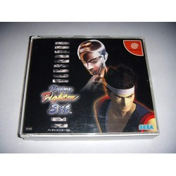 DC VIRTUA FIGHTER 3TB (IMPORT JAP) - Jeux Dreamcast au prix de 6,95 €