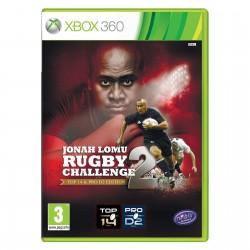X360 JONAH LOMU RUGBY CHALENGE 2 - Jeux Xbox 360 au prix de 9,95€