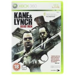 X360 KANE ET LYNCH DEAD MEN - Jeux Xbox 360 au prix de 4,95€