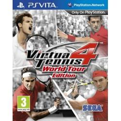 PSV VIRTUA TENNIS 4 WORLD TOUR - Jeux PS Vita au prix de 14,95€