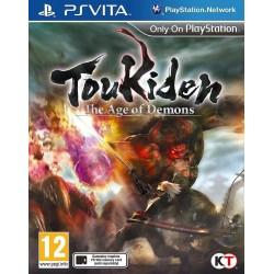 PSV TOUKIDEN THE AGE OF DEMONS - Jeux PS Vita au prix de 14,95€