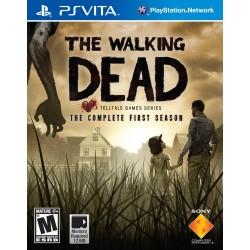 PSV THE WALKING DEAD TELLTALE - Jeux PS Vita au prix de 19,95€