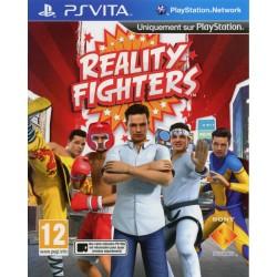 PSV REALITY FIGHTERS - Jeux PS Vita au prix de 9,95€