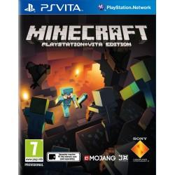 PSV MINECRAFT - Jeux PS Vita au prix de 11,95€