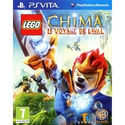 PSV LEGO LEGENDS OF CHIMA LE VOYAGE DE LAVAL - Jeux PS Vita au prix de 12,95€