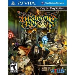 PSV DRAGONS CROWN (IMPORT US) - Jeux PS Vita au prix de 19,95€