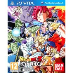 PSV DRAGON BALL Z BATTLE OF Z - Jeux PS Vita au prix de 24,95€