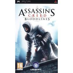 PSP ASSASSIN S CREED BLOODLINES - Jeux PSP au prix de 4,95€