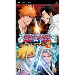 PSP BLEACH : HEAT THE SOUL 6 (IMPORT JAP) - Jeux PSP au prix de 14,95€