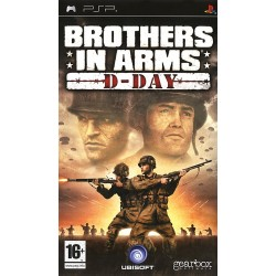 PSP BROTHERS IN ARMS D DAY - Jeux PSP au prix de 5,95 €