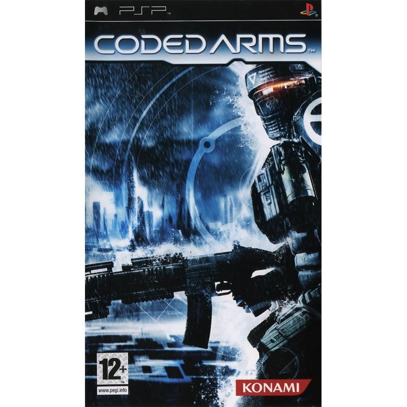 PSP CODED ARMS - Jeux PSP au prix de 9,95€