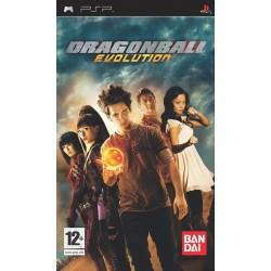 PSP DRAGON BALL EVOLUTION - Jeux PSP au prix de 4,95€