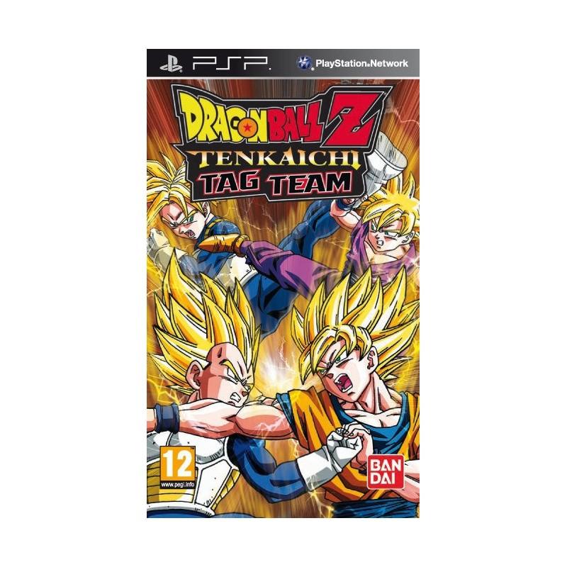 PSP DRAGON BALL Z TAG TEAM - Jeux PSP au prix de 6,95€