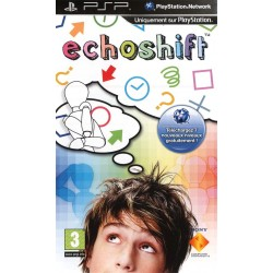 PSP ECHOSHIFT - Jeux PSP au prix de 3,95€