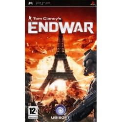PSP TOM CLANCY S END WAR - Jeux PSP au prix de 4,95€