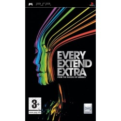 PSP EVERY EXTEND EXTRA - Jeux PSP au prix de 2,95€