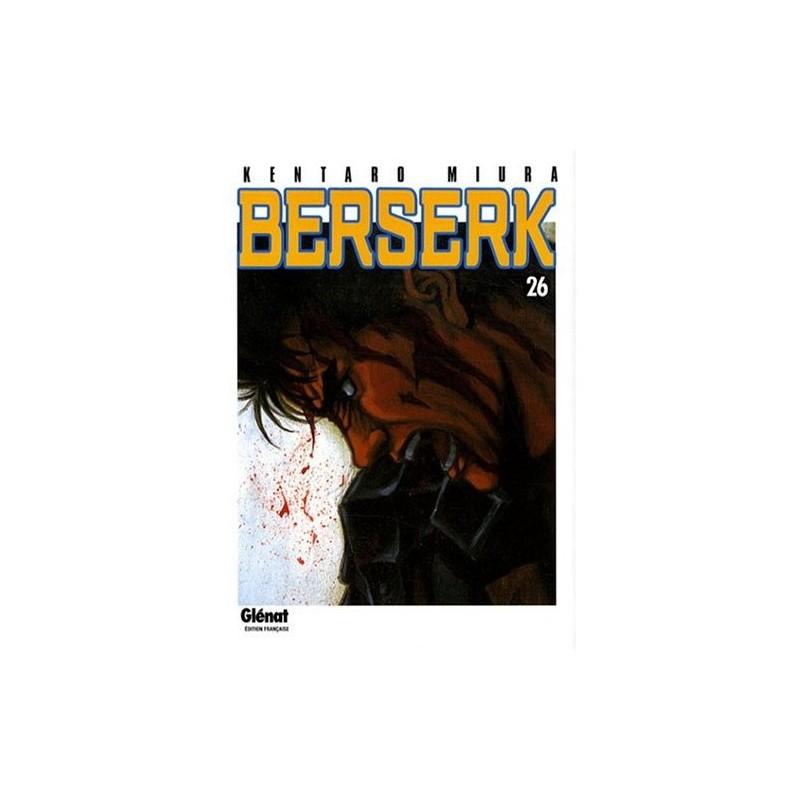 BERSERK T26 - Manga au prix de 6,90€