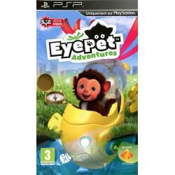 PSP EYEPET ADVENTURES - Jeux PSP au prix de 5,95€