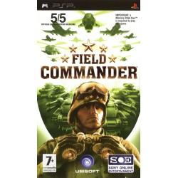 PSP FIELD COMMANDER - Jeux PSP au prix de 9,95€