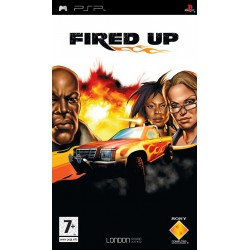 PSP FIRED UP - Jeux PSP au prix de 7,95€