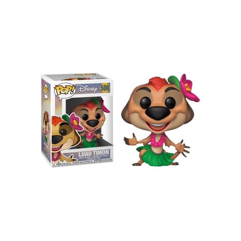 POP DISNEY 500 LE ROI LION TIMON - Figurines POP au prix de 14,95€