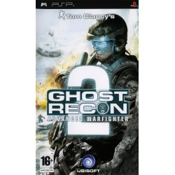 PSP GHOST RECON ADVANCED WARFIGHTER 2 - Jeux PSP au prix de 5,95 €