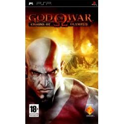 PSP GOD OF WAR CHAIN OF OLYMPUS - Jeux PSP au prix de 6,95€