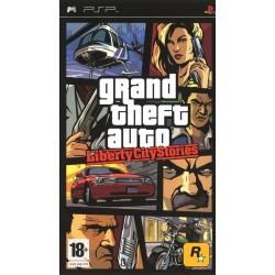PSP GTA LIBERTY CITY STORIES - Jeux PSP au prix de 6,95€