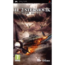 PSP IL-2 STURMOVIK : BIRDS OF PREY - Jeux PSP au prix de 9,95€