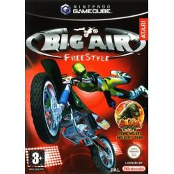 GC BIG AIR FREESTYLE - Jeux GameCube au prix de 7,95€