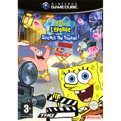 GC BOB SILENCE ON TOURNE - Jeux GameCube au prix de 6,95€